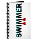 Swim coach Journals & Spiral Notebooks