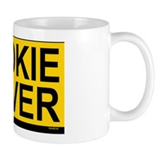 Rookie Drv 528_H_F bus yellow Small Mug