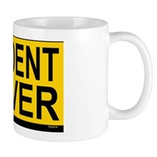 Student Drv 528_H_F bus yellow Mug