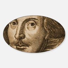 Shakespeare1-bag Decal
