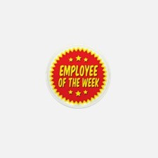 employee-of-the-week-001 Mini Button