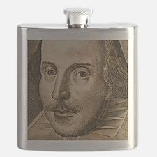 droeshout-cushion Flask