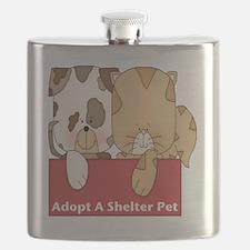 adopt a shelter pet-001 Flask