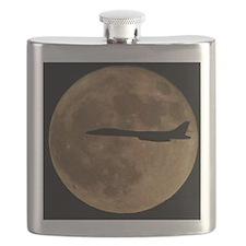 (2) B-1B Moon Flight Flask