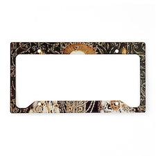 4-Elizabeth-retouched-2 License Plate Holder
