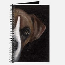 Boxer Face Journal