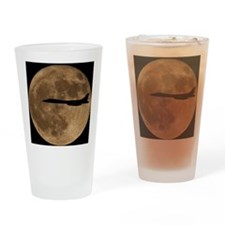 (10) B-1B Moon Flight Drinking Glass
