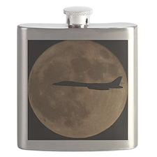 (9) B-1B Moon Flight Flask
