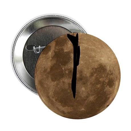 "(11p) B-1B Moon Flight 2.25"" Button"