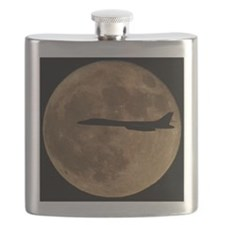 (11) B-1B Moon Flight Flask