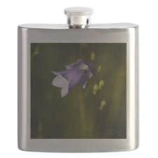 Summer BlueBells Flask