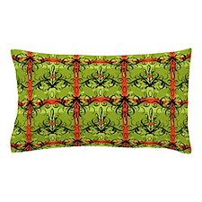 Fancy Mistletoe Pillow Case