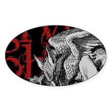 gryphon-red-2 Decal