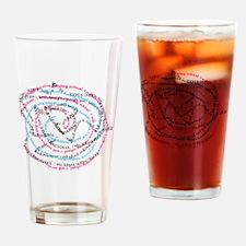 I will survive nursing school jumbl Drinking Glass