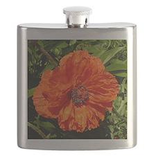 Poppy Flask