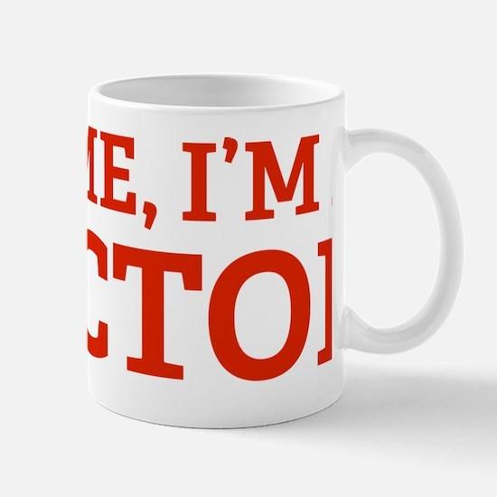 doctorTrust1D Mug