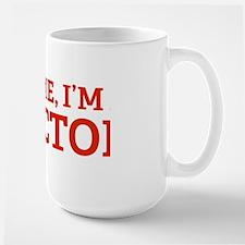 doctorTrust1D Large Mug