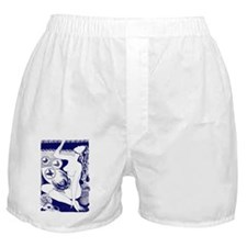 magnet_3.5x2.5_women_blue Boxer Shorts