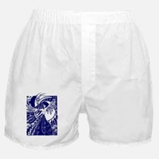 magnet_3.5x2.5_woman_wing_blue Boxer Shorts