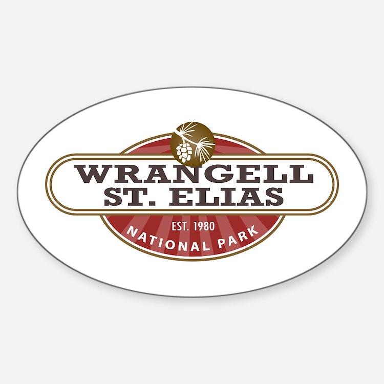 Wrangell St. Elias National Park Decal