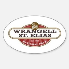 Wrangell St. Elias National Park Decal