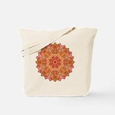 Earth Mandala Yoga Shirt Tote Bag