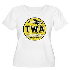 TWA 1920s Log T-Shirt