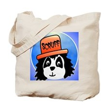 Scruff square Tote Bag