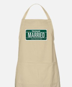 Vermont Marriage Equality Apron
