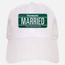Vermont Marriage Equality Baseball Baseball Cap