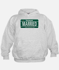 Vermont Marriage Equality Hoodie