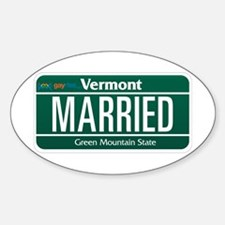 Vermont Marriage Equality Decal