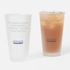 trapped Drinking Glass