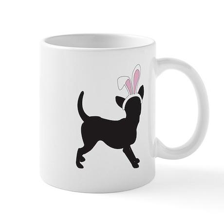 Chihuahua Bunny Mug