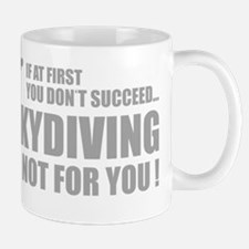 skydivingSucceed1C Mug