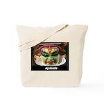 my kerala Tote Bag