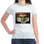 my kerala Jr. Ringer T-Shirt