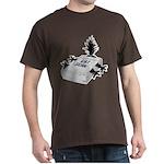 Cat Scan Dark T-Shirt