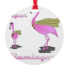 Super Flamingo01 Ornament