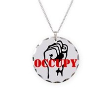 Occupy-hat2 Necklace