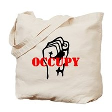 Occupy-hat2 Tote Bag