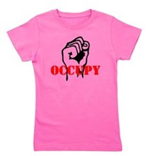 Occupy Girl's Tee