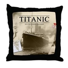 00 Cover Throw Pillow