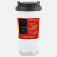01 January Stainless Steel Travel Mug