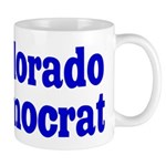 Colorado Democrat Coffee Mug