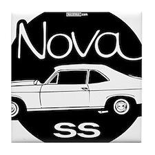 chevrolet-nova-01b Tile Coaster