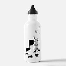 dh-logo1 Water Bottle