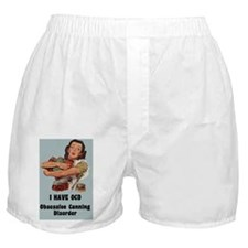 Obsessive Canning Disorder Boxer Shorts
