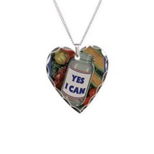 Yes I Can Necklace
