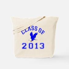 CO2013 Eagle Blue Tote Bag